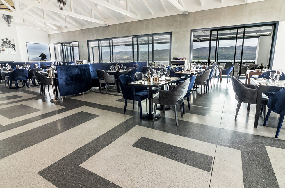 New Restaurant Luxuriates With Mondéco Earth Flooring
