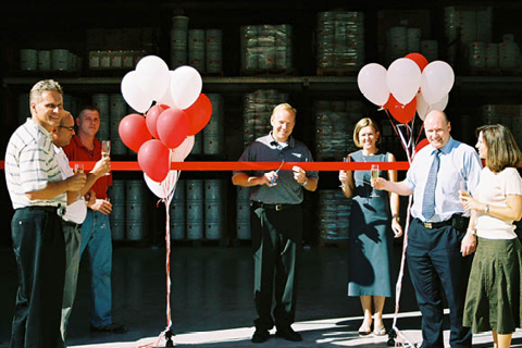 2005 | Flowcrete Enters the American Market