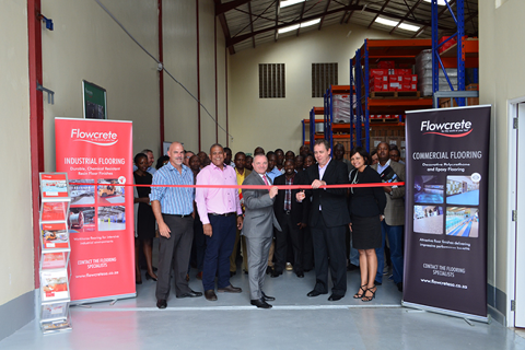 2016 | Flowcrete Africa Launches East African Office